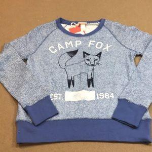 Tops - NEW Adorable FOX Sweatshirt